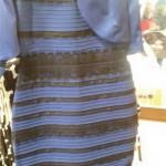 話題騒然!?謎のドレスの色の正体は